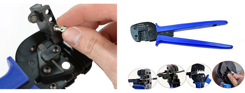 Cable Crimping Crimper Tool