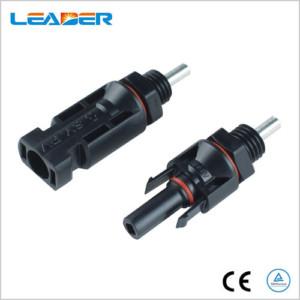 M12 Connectors Waterproof Electrical Solar Mc4 Connector