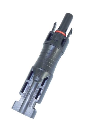 solar diode connector